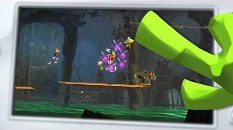 Amazing Rayman Legends Trailer