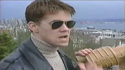 Extremely cursed andrew rannells footage