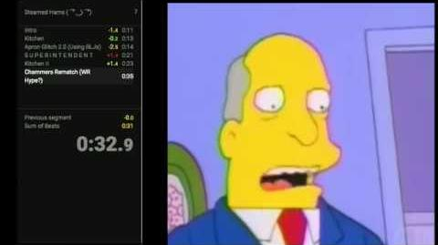 Steamed Hams Any% Speedrun (0 34 52) (CURRENT WR)