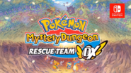 PMD Rescue Team Dix