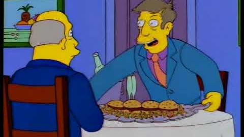 Steamed Hams But it's Dramatically Narrated