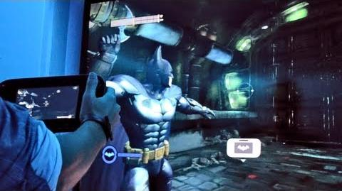 Batman Arkham City - Armored Edition - Comic-Con gameplay