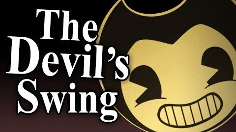"""BENDY INK MACHINE SONG """"The Devil's Swing"""" ► Performed by Caleb Hyles"""