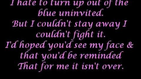 Video - Adele - Someone Like You (Lyrics) | Random-ness Wiki