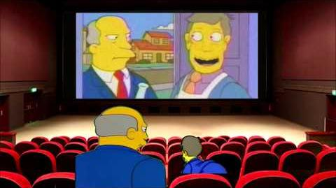 Steamed Hams But Seymour And Chalmers Are Watching It At A Cinema