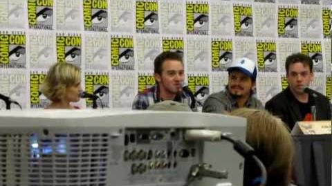 Disney Television Animation Panel - Comic-Con Questions