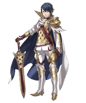 Alfonse Prince of Askr Face