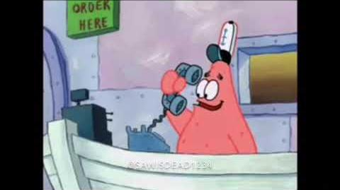 This is America, no this is Patrick