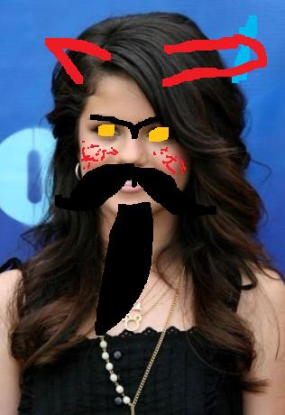 Selena Gomez True form