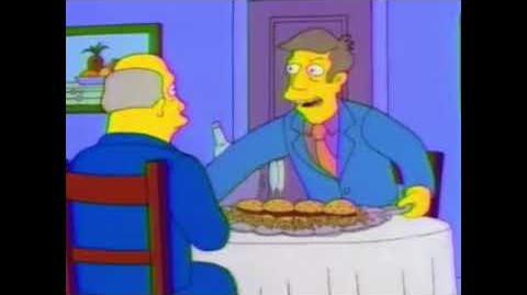 Steamed Hams but Skinner is honest about everything