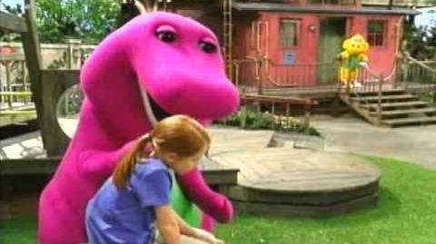 Barney Song It's OK to Cry