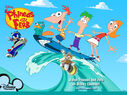 Phineas and Ferb Riders