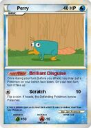 Perry Pokemon