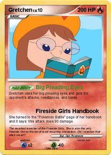 Gretchen Pokemon