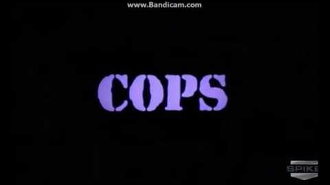 """I replaced the """"Cops"""" theme with the theme for Ed, Edd 'n Eddy"""