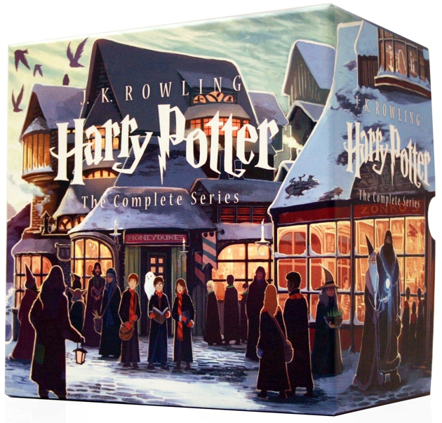 Harry Potter complete series box set