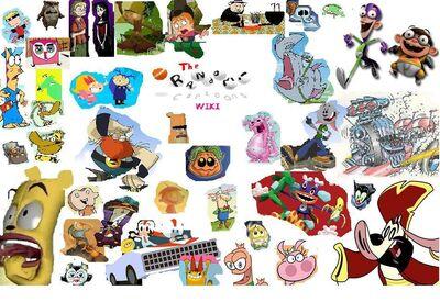 The Random! Cartoons Wiki