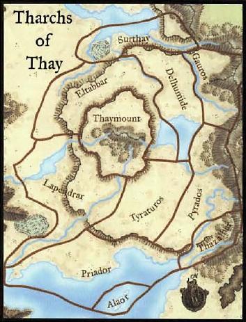 Tharchs of Thay