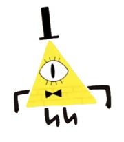 Bill Cipher 1