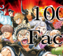 100 facts about Black Clover