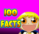 100 facts about Zatch Bell