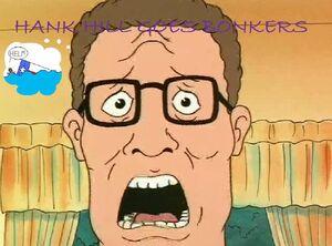 Hank Hill Goes Bonkers