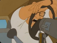 Hank hill crying