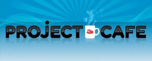 Project Cafe logo-type-thingy