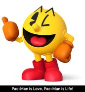 Pac-Man is Love, Pac-Man is Life