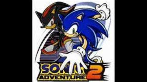 """Sonic Adventure 2 """"E.G.G.M.A.N"""