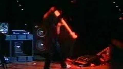 Ritchie Blackmore Guitar Execution 1977