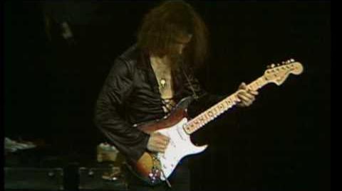 Deep Purple - Smoke On The Water HD 1973 (Live in USA)