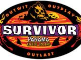 Brian's Facebook Survivor 6: Panama - Exile Island