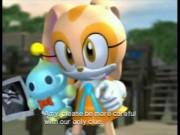 Cream in Sonic
