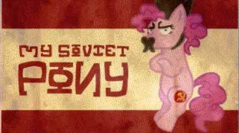 Pinkie Pie's Communist Party