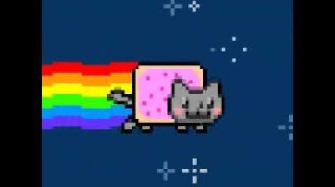 Nyan Cat - SUPER OMEGA ALPHA Extended Version