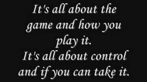 Motorhead - The Game (Lyrics)