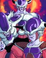 Frieza's Maby Forms