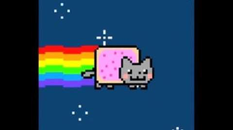 Nyan Cat - OMEGA Extended Edition【3 AND 1 2 HOURS OF NYAN SPLENDIDNESS】