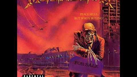 Megadeth- Peace Sells