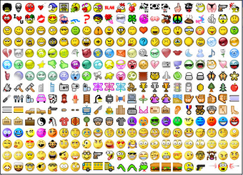 Emoticon Random Wiki Fandom