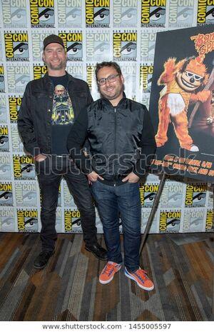 Jed Elinoff and Scott Thomas