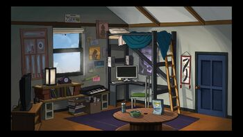 Randys room