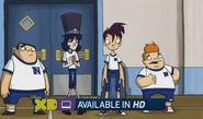 Jaminski, Julian, Randy, and Howard in TOTGDN