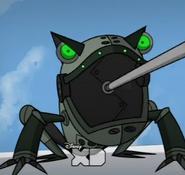 Robo Frog