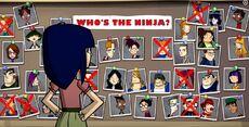 Who's is the ninja?