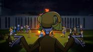 Randy Cunningham, 9th Grade Ninja - Evil Spirit Week - Spirit Bonfire 02