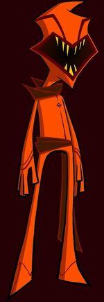 Halloweenja Suit