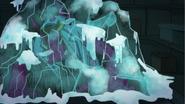 Frozen dickie