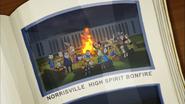 Randy Cunningham, 9th Grade Ninja - Evil Spirit Week - Spirit Bonfire 03